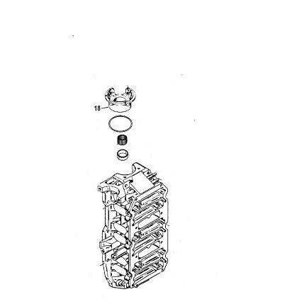 usados   tapa superior completa del bloque cilindros