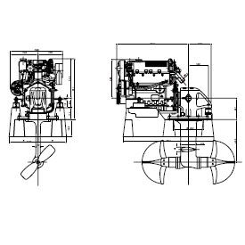 Outboardmotor together with Johnson 50 Hp Engine Wiring Diagram moreover 1976 Mercury Outboard Lower Unit Diagram additionally 60 Hp Yamaha Outboard Fuel Pump moreover Yamaha Outboard Engine Harness. on wiring diagram 60 hp mercury outboard
